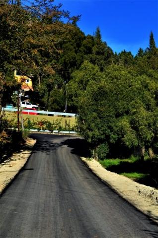 Acceso desde ruta provincial 62