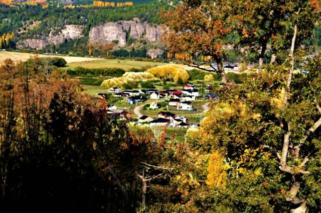 Vista desde ruta provincial 62