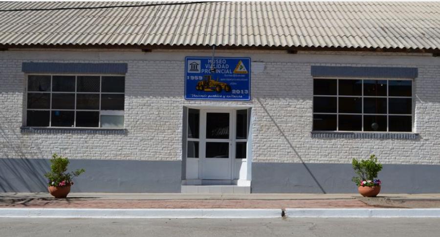 Entrada museo vial